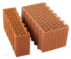 Блоки тёплая керамика.